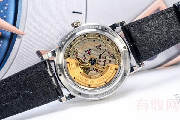 二手朗格LANGE 1系列鳄鱼皮手表在哪里可以回收
