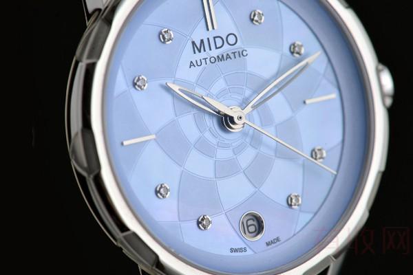 美度RAINFLOWER系列新手表回收价格连涨2周达历史高位