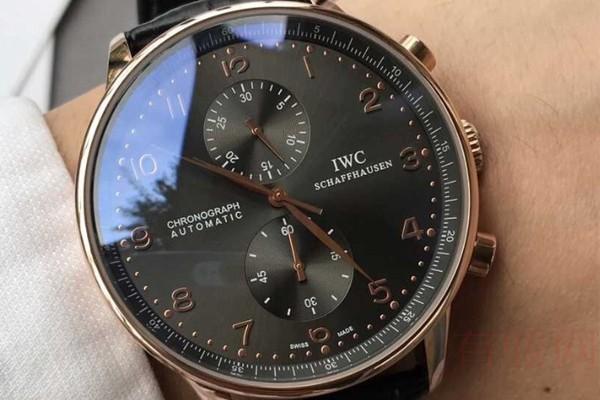万国红金葡计去回收手表哪个平台最好 表迷们的选择是?