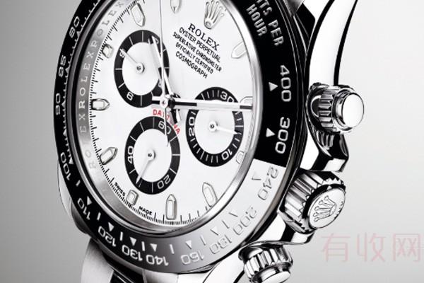 劳力士熊猫迪手表回收报价居然这么高 买的早的可以换奔驰
