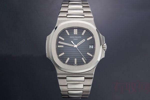 百达翡丽鹦鹉螺手表回收价格持续上升 二手价依然坚挺