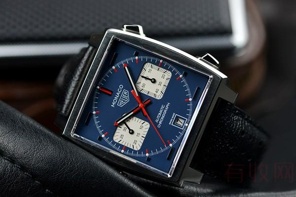 泰格豪雅摩纳哥旧手表回收价格不高?不懂行情还是挑错渠道