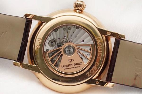 雅克德罗大秒针手表回收去哪里 这里给你想要的报价