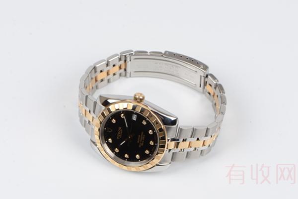 帝舵21013-62583自动机械二手手表回收多少钱?回收价格高吗?