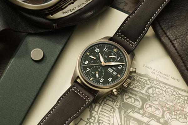 高价回收万国青铜手表去哪里 线上渠道值得一试