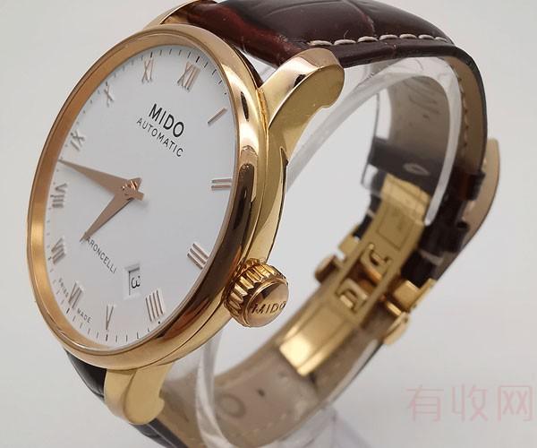 表径38mm美度贝伦赛丽系列手表回收一般几折