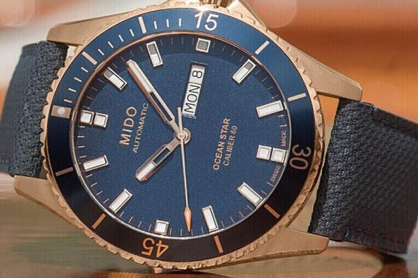 回收美度手表在哪里不容易被坑