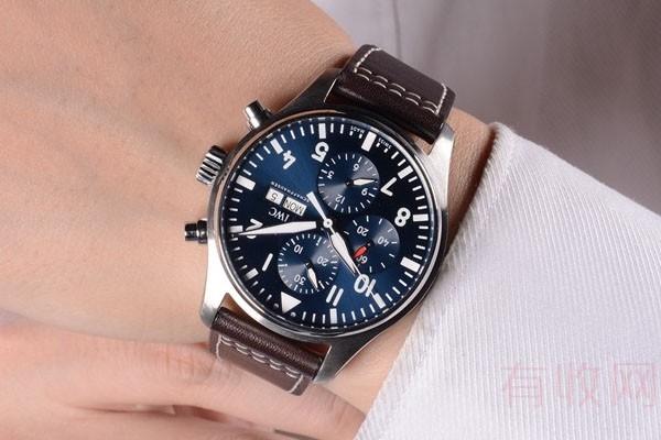 几年前买的万国的手表有回收么