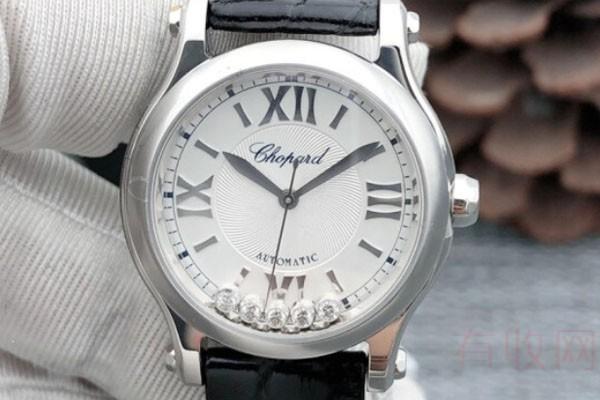 哪里回收旧萧邦手表没有附件也可以
