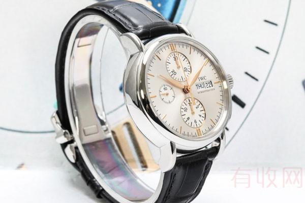 旧手表回收多少钱跟成色有关吗