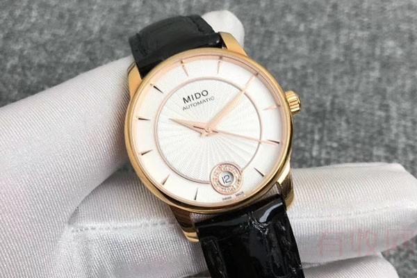 美度手表回收几折处于保值范围