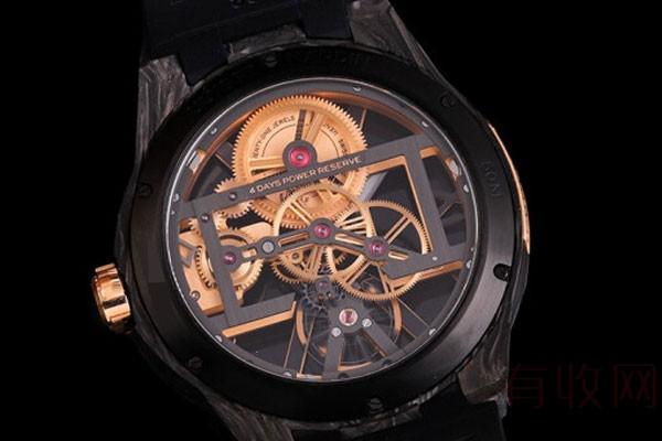 雅典手表回收价格表是否具有可信度
