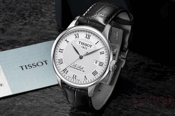 天梭手表哪里能回收到一个高价格