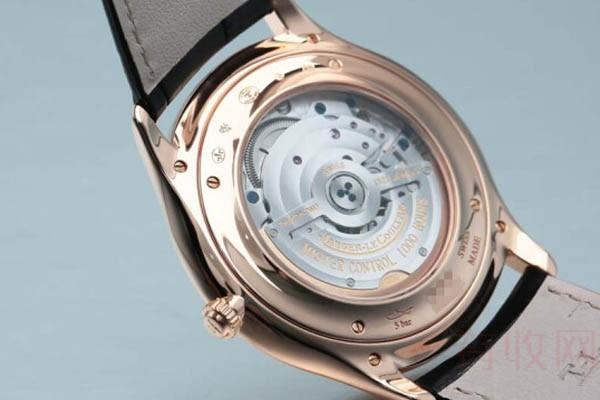 二手积家手表几折回收属于正常的
