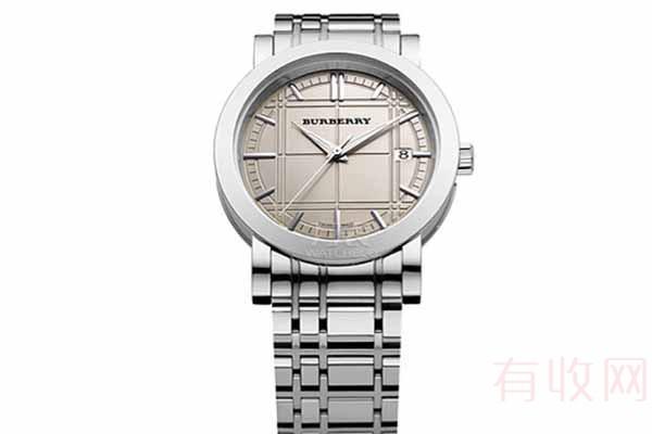 巴宝莉手表回收价格查询哪里最方便