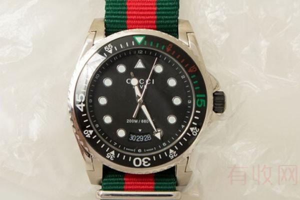 gucci手表回收的报价为何大不一样