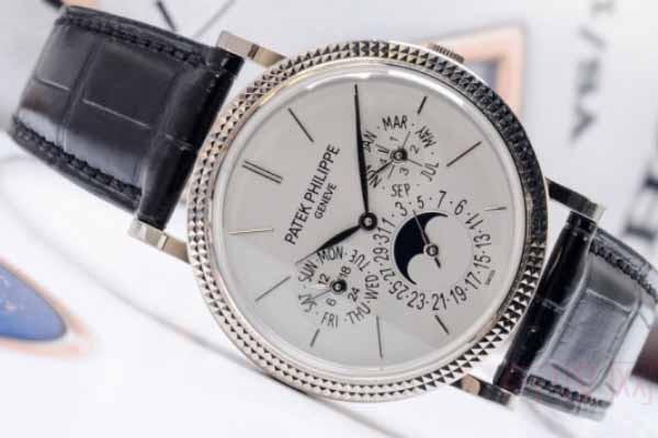 百达翡丽二手表回收能卖多少钱