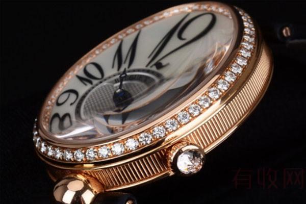 闲置很久的宝玑手表回收价格怎么样