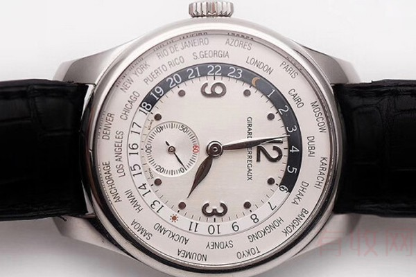 受人追捧的芝柏手表回收一般几折