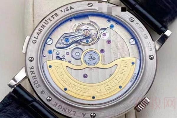 表壳有磨损的朗格手表回收值多少钱
