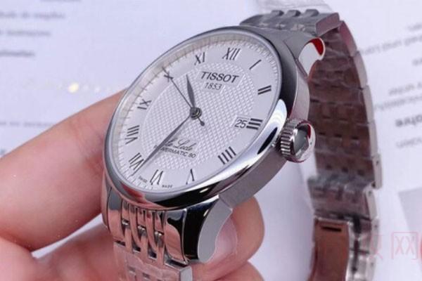 哪里的1853天梭手表回收价格更准确