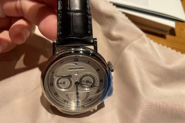 手表回收靠谱吗 走什么渠道交易最安全