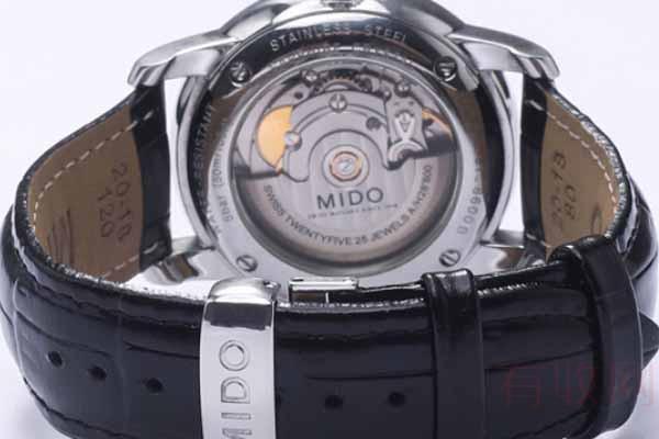 mido手表回收价格要怎么计算