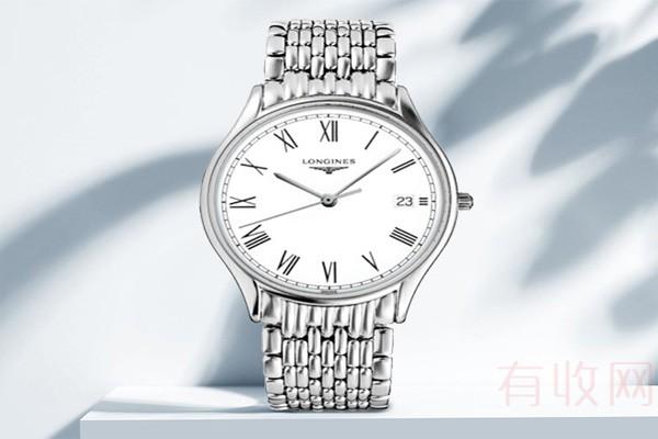 浪琴男手表回收卖的价钱超5折吗