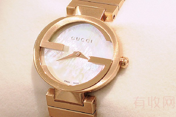 gucci手表回收价通常不高是为何