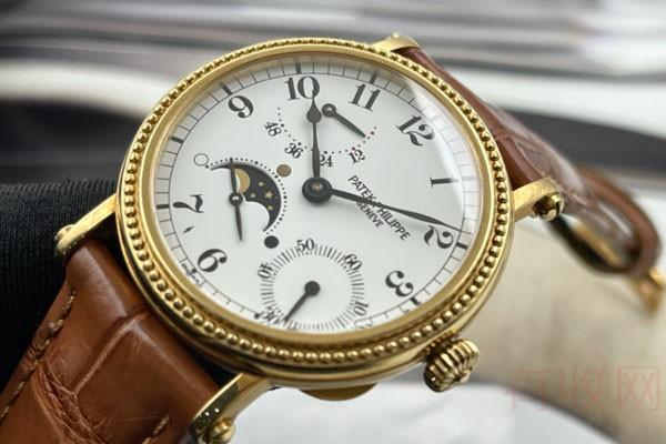 何处有专门的百达翡丽手表回收电话