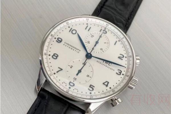全新万国手表回收打几折 有没有原价的一半