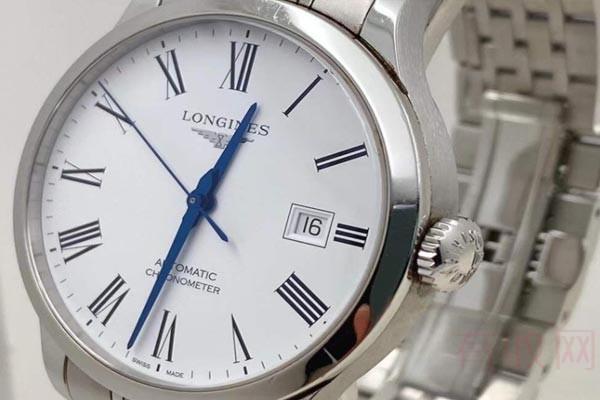 表壳有破损的浪琴手表在哪里可以回收啊