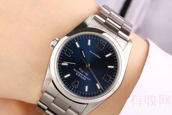 四十年前的劳力士手表回收值钱吗