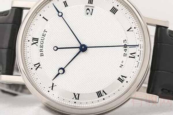 典当行回收宝玑手表报价多少