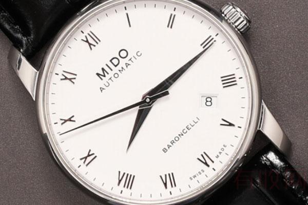 维修过的美度手表回收吗