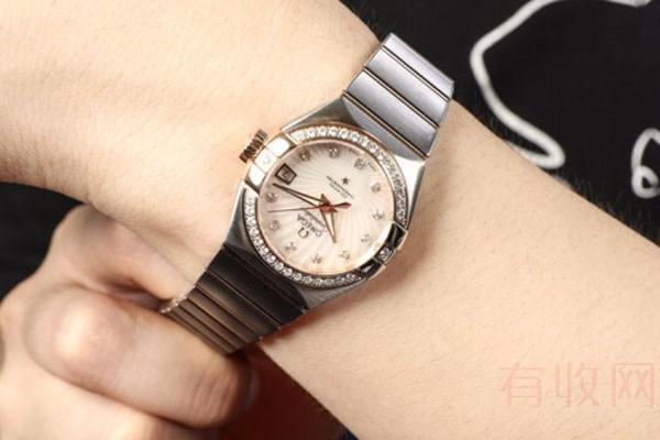 79800买的欧米茄手表回收能卖多少钱