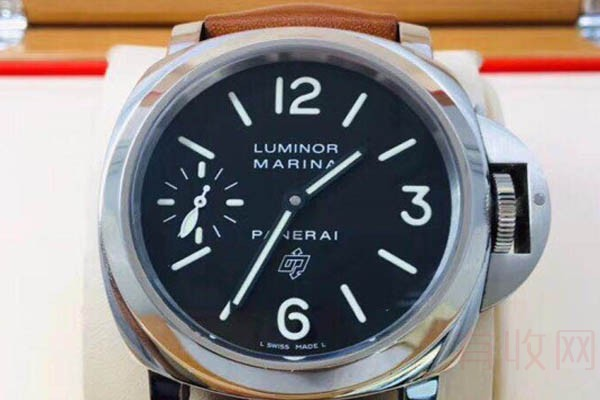 沛纳海pam00005手表回收二手价格在哪最高