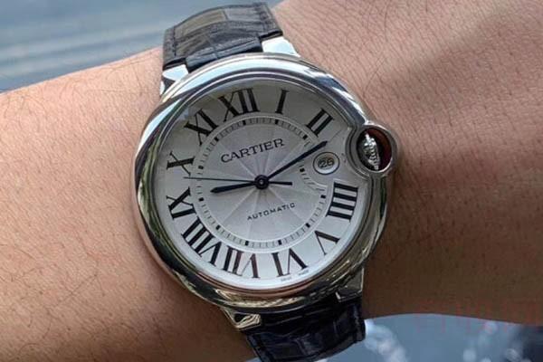 网上查询到卡地亚二手手表回收价格准确吗