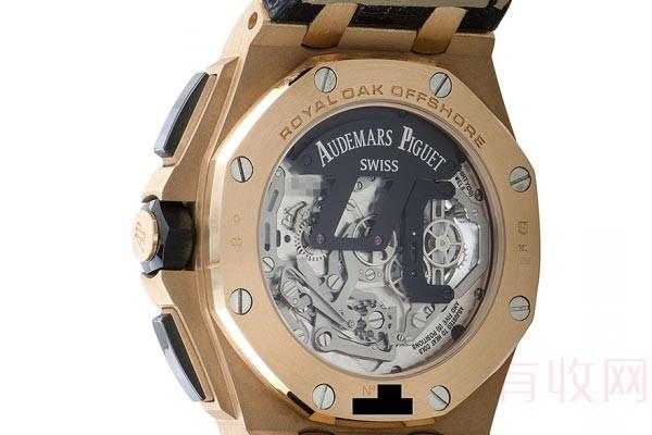 二手爱彼手表回收价位市场情况如何