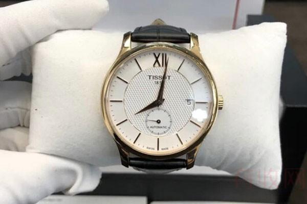 一般回收天梭二手手表多少钱