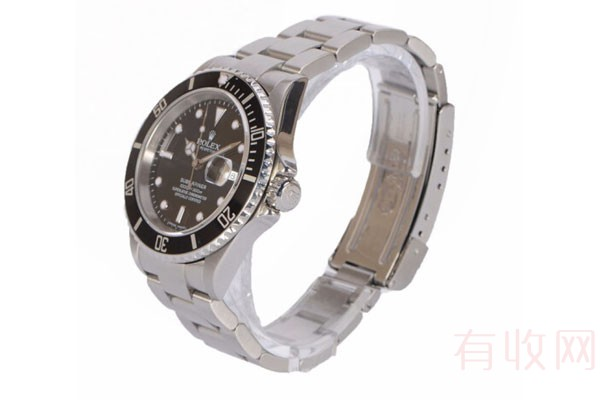 劳力士老款手表回收会比新款要价低吗