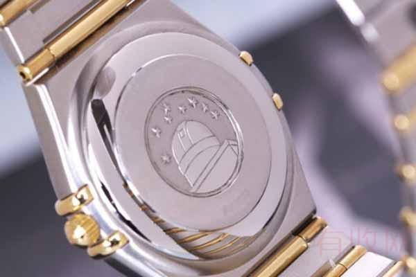 一个坏了的欧米茄手表回收多少钱