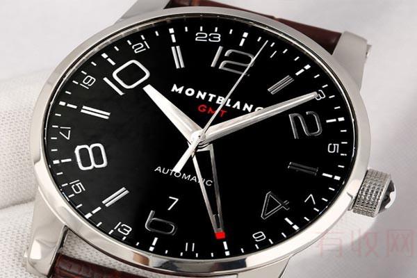万宝龙二手手表回收价格如何有效提高
