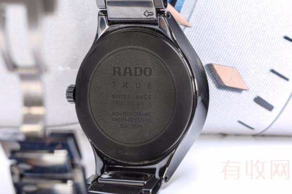 二手雷达机械手表回收转卖会值钱吗