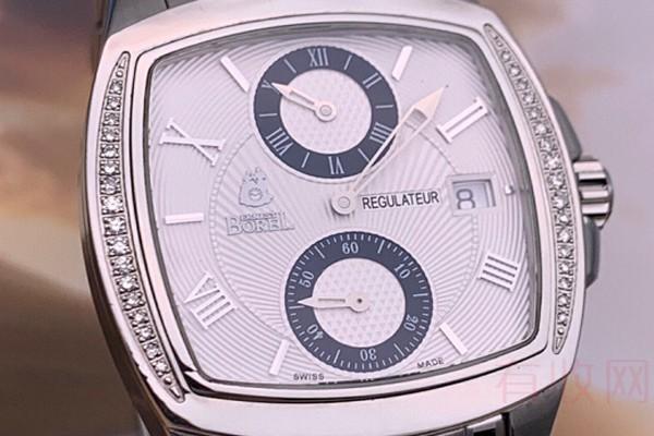轻度损坏的名牌手表厂家回收吗