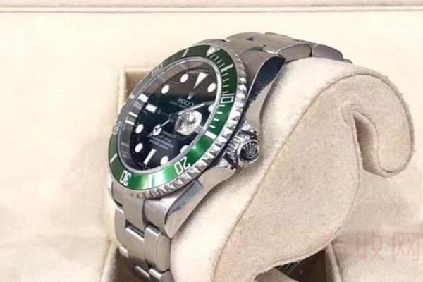流行款的劳力士手表回收一般什么价位