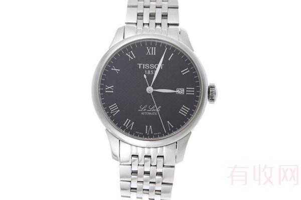 天梭手表回收一般能卖多少钱