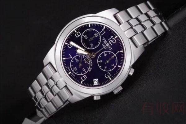 原价两千五的手表回收大概多少钱