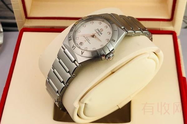原厂欧米茄手表回收价格大概几折