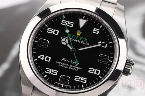老款劳力士手表回收价格一般多少钱